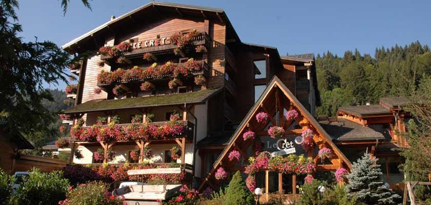 Hotel Le Cret2